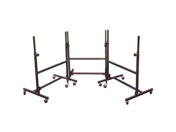 Wetzel Triple Steelpan Stand