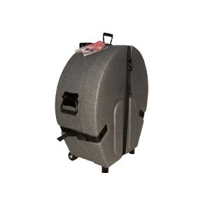 Humes & Berg Enduro Lead Steelpan Case with Wheels Tilt-n-Pull