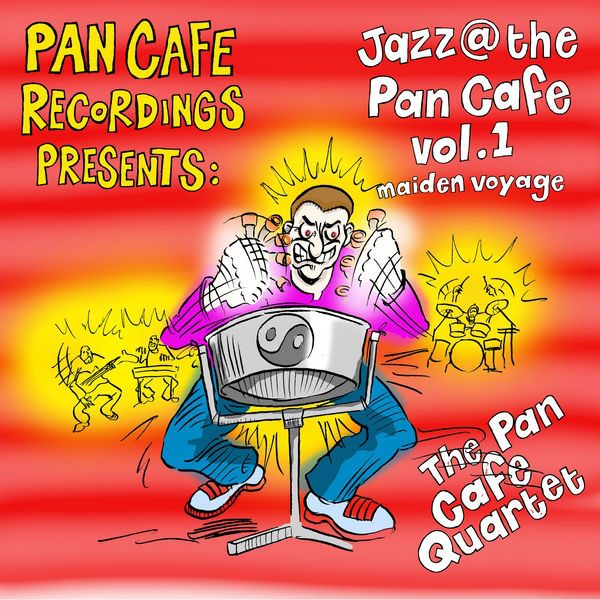 jazz at the pan cafe quartet