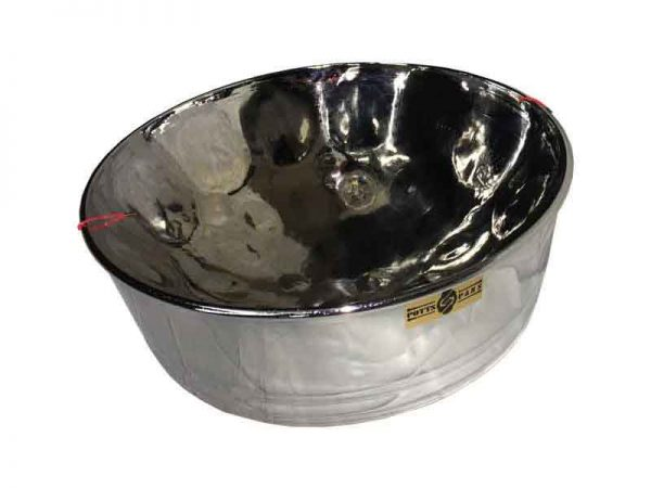 Potts & Pans Chrome C Lead Steelpan