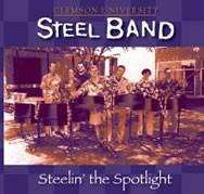 Clemson University Steel Band Steelin' the Spotlight
